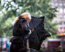 погода, дождь