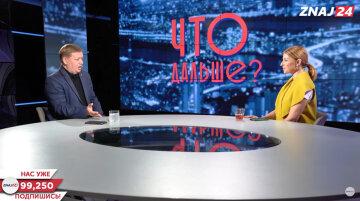 Рябцев рассказал, кому принадлежит газ в украинских подземных хранилищах