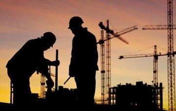 стройка, рабочи еспециальности, работа, рынок труда,