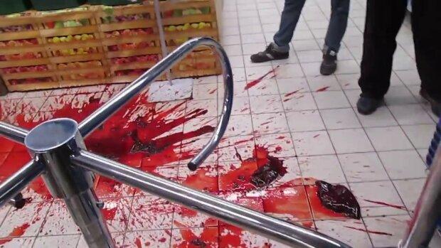 кровь-магазин
