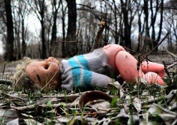 игрушка, ребенок, смерть