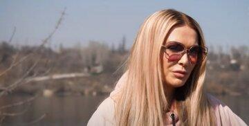 """Мощная стихия настигла Ольгу Сумскую вдали от дома: """"Посмотрите, что делается!"""""""