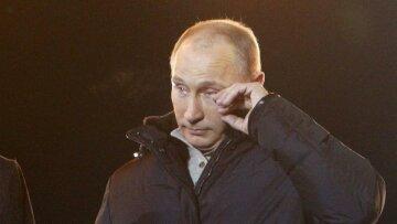 Владимир Путин, слезы