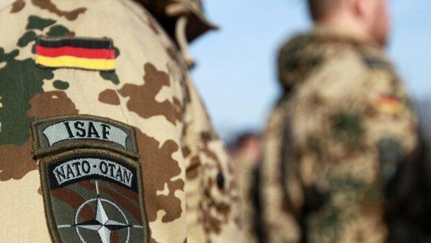 бундесвер армия Германия военные немцы