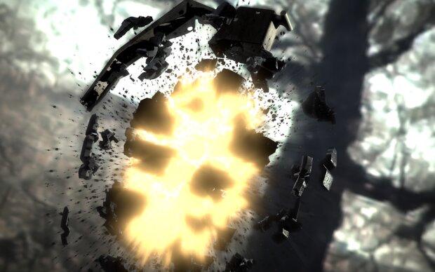Взрыв-граната
