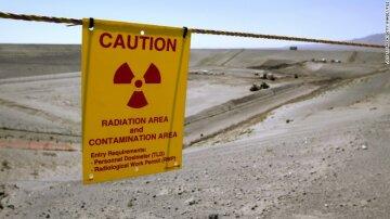 ЧП в ядерном хранилище: опубликованы новые кадры(видео)