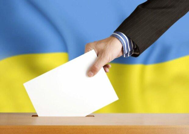 голосование, украинцы