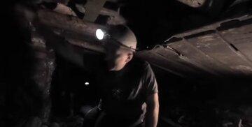 шахты, уголь, шахтер