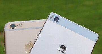 Huawei Apple