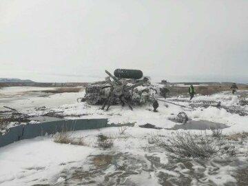 Рухнул после взлета: первые кадры и подробности загадочной авиакатастрофы в России, никто не выжил