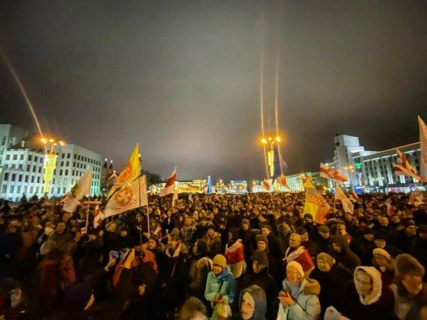 беларуский майдан, минск, протесты