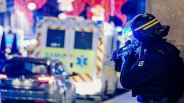 страсбург стрельба скорые расстрел полиция франция
