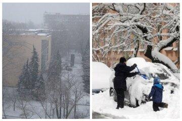 Зима повернеться в Одесу: сніг, хуртовина і мороз, оголошено штормове попередження