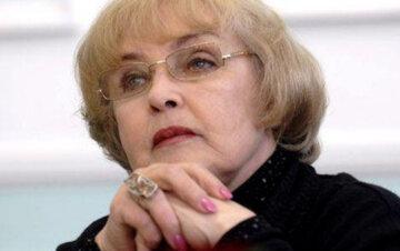 """Ада Роговцева придумала, как защитится от злобных россиян: """"Украинцам надо..."""""""
