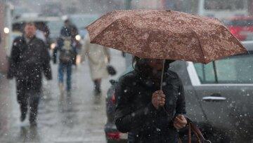 Холодный антициклон накроет Одессу в разгар весны: мокрый снег и заморозки