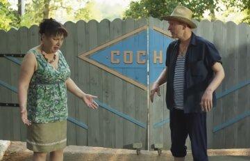 """Морщинистая Валюха из """"Сватов"""" поразила внешностью старухи: """"Выглядеть на 75"""""""