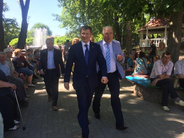 Сергей Шахов поздравил Коростень с 1313-м Днем рождения