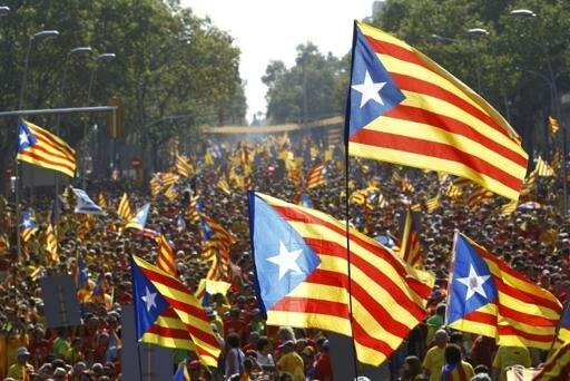 Испанский сепаратизм: обнаружен российский след