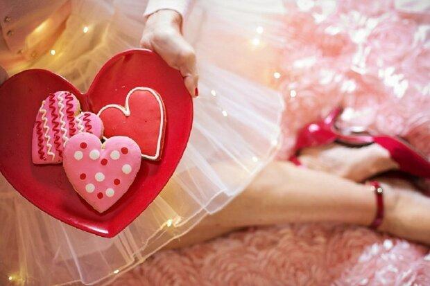 Подарунок на День святого Валентина