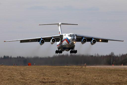 Российский самолет исчез с радаров: летел в сторону Армении
