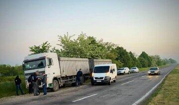 Бандиты устроили массовые нападения на водителей в Одесской области: видео, как действовали преступники
