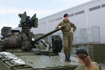 Норвегия армия норвежская армия женщины в арми