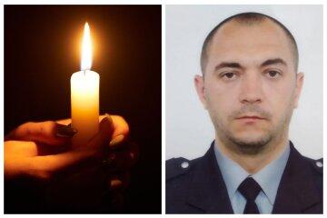 """Трагически оборвалась жизнь полицейского из Одессы, детали: """"Без папы остались двое малышей"""""""