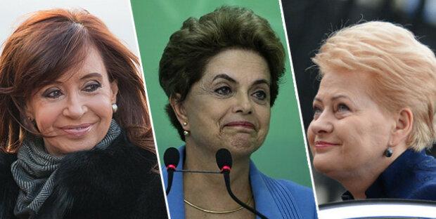 Самые впечатляющие женщины-президенты (фото)