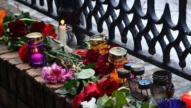 цветы смерть