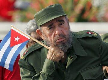 Умер отец кубинской революции Фидель Кастро