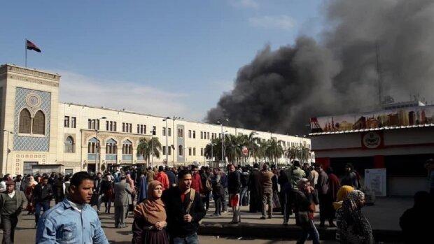 Каир взрыв