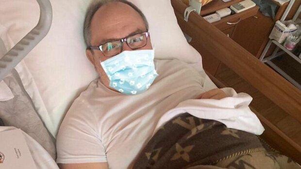 Появилось фото Кернеса в больничной койке: что известно о состоянии мэра
