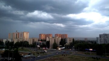 гроза, Харьков