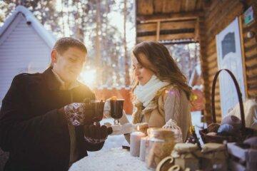как приготовить грог и глинтвейн, зима, напитки