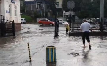 дождь, гроза, лето