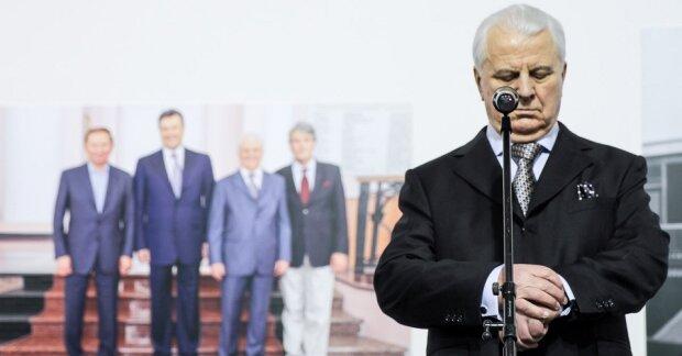 Леонід Кравчук: Народ може прийти на Майдан уже не з голими руками