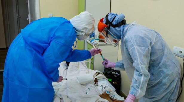 Китайський вірус у Києві: встановлено антирекорд, лякаючі цифри
