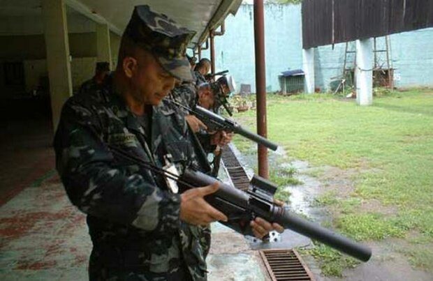 военные филиппины