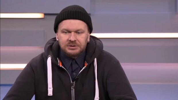 """Положинський заступився за дітей, які страждають від війни на Донбасі: """"Мені боляче"""""""