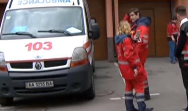 У Києві чоловік випав з вікна лікарні, фото: що відомо