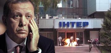 Эрдоган и пожар на «Интере»: турецкие политические технологии для Киева