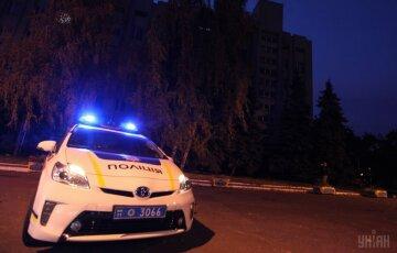Полиция патруль