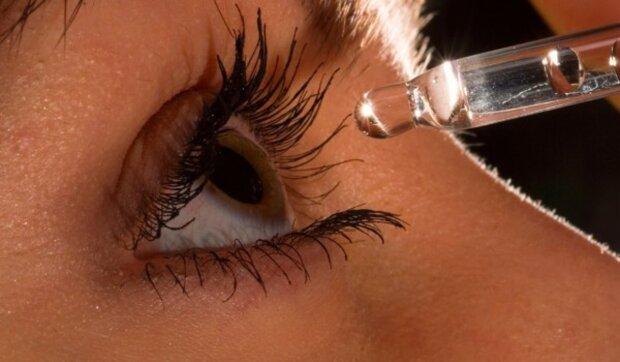 Катаракта глаз зрение