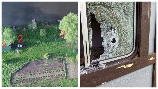 «Пришлось прятать семью»: эксклюзивные фото и подробности трагедии с бойцами АТО на Житомирщине
