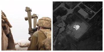 "Украинские защитники мощно ударили по боевикам: уничтожена техника ""ДНР"", кадры"