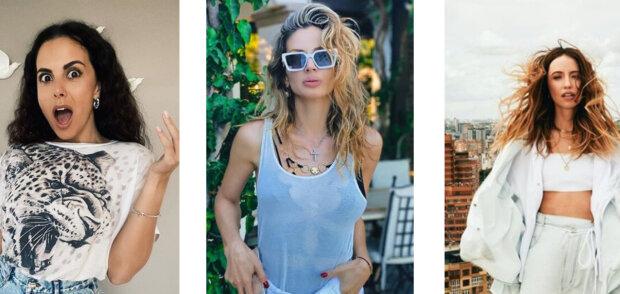 Каменских, Лобода, Дорофеева и другие знаменитости пощеголяли красотой в шортах: самые знойные образы