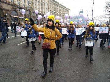 Трюдо краще за Гройсмана: натовп розгніваних українок в центрі Києва висунув вимоги