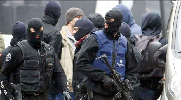 полиция бельгии