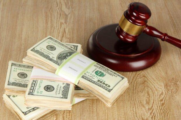 Суд, коррупция, взятка