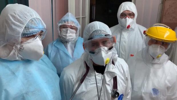врачи, коронавирус